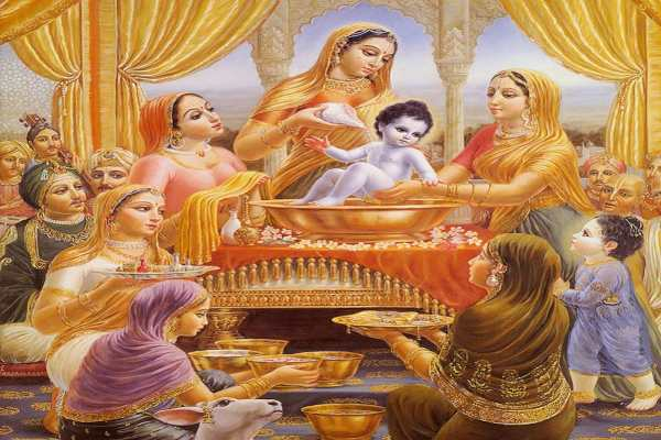 Lord Krishna Life story in hindi