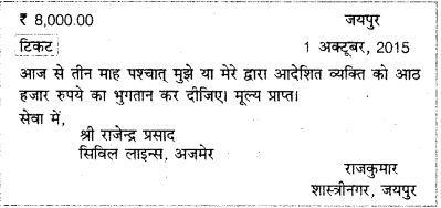 UP Board Class 10 Commerce Model Paper 1